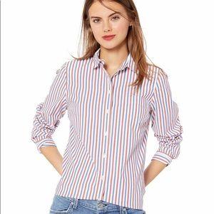 J. Crew Mercantile long-sleeved button down shirt